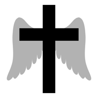 Christian Angelic Hierarchy Clip Art 2